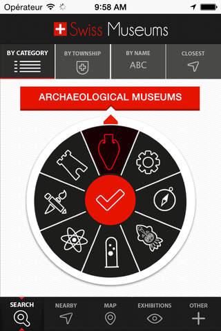 Swiss Museums - náhled