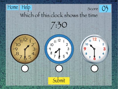 Match Clocks and Times screenshot 3