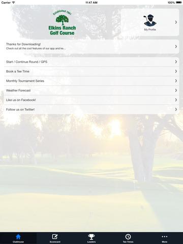 Elkins Ranch Golf Course screenshot 7