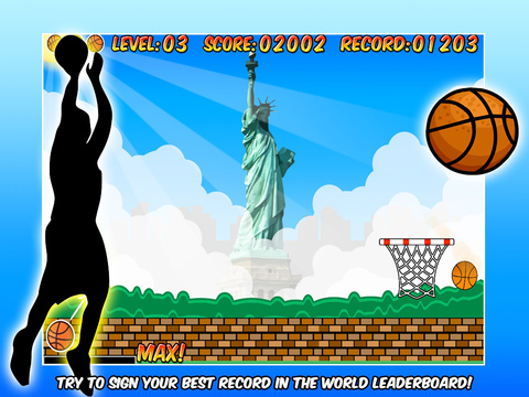 Super Basketball FREE screenshot 10