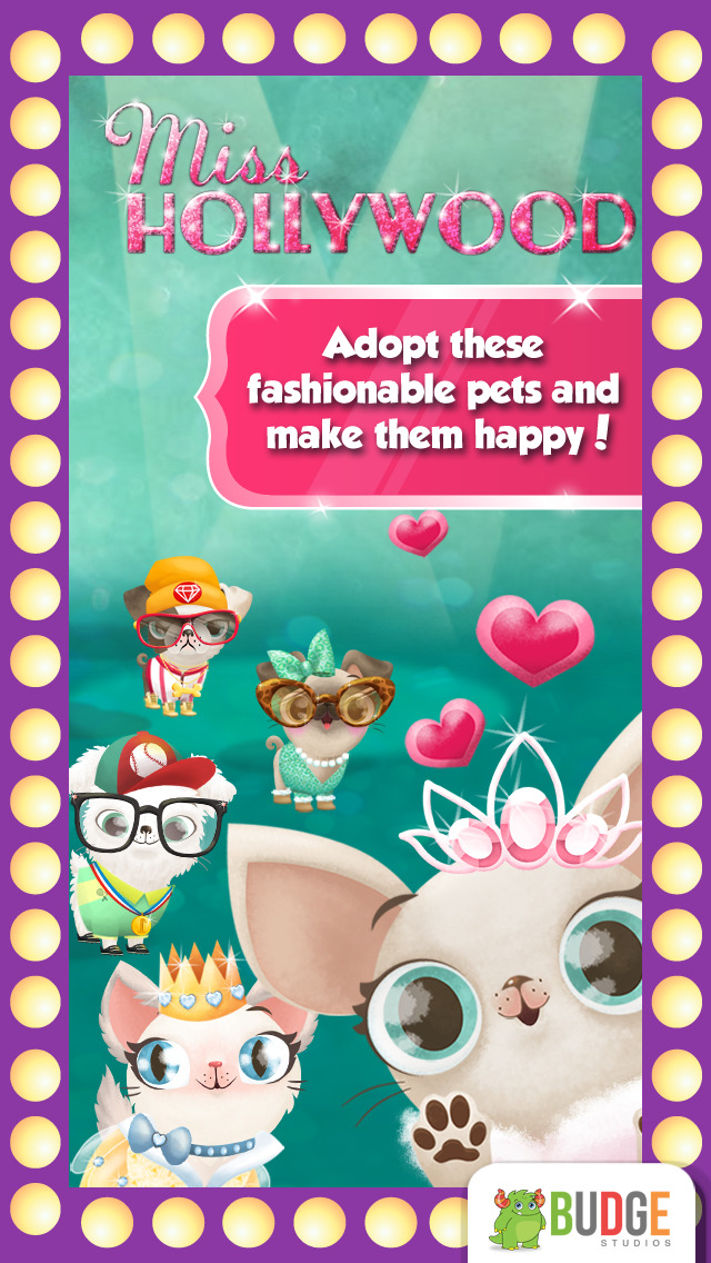 Miss Hollywood – Fashion Pets screenshot 1