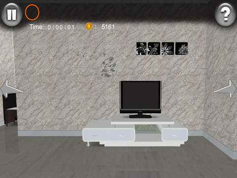 Can You Escape 10 Fancy Rooms II screenshot 8
