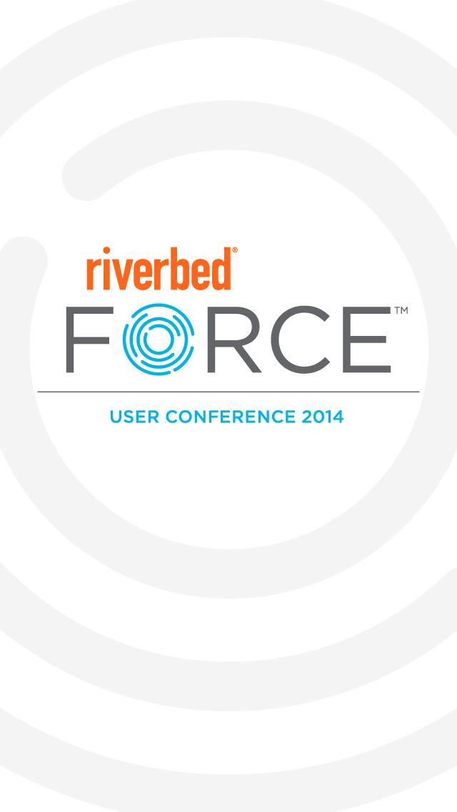 Riverbed FORCE 2014 screenshot 3