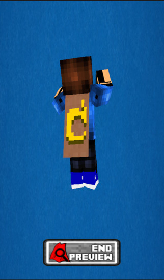 Cape Maker for Minecraft (iPhone) reviews at iPhone Quality