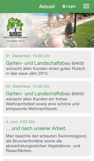 Galabau Baksi screenshot 1