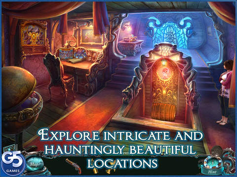Nightmares from the Deep™: Davy Jones, Collector's Edition HD (Full) screenshot 2