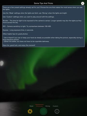 Northern Lights Photo Taker screenshot 4