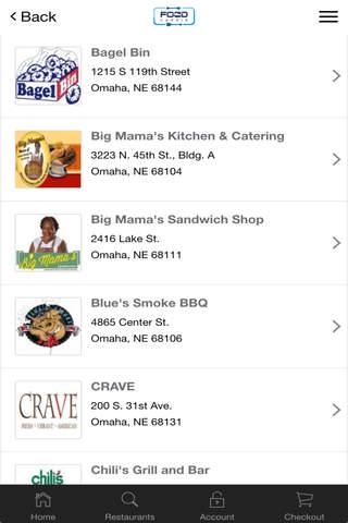 Food Caddie Restaurant Delivery Service - Serving  - náhled