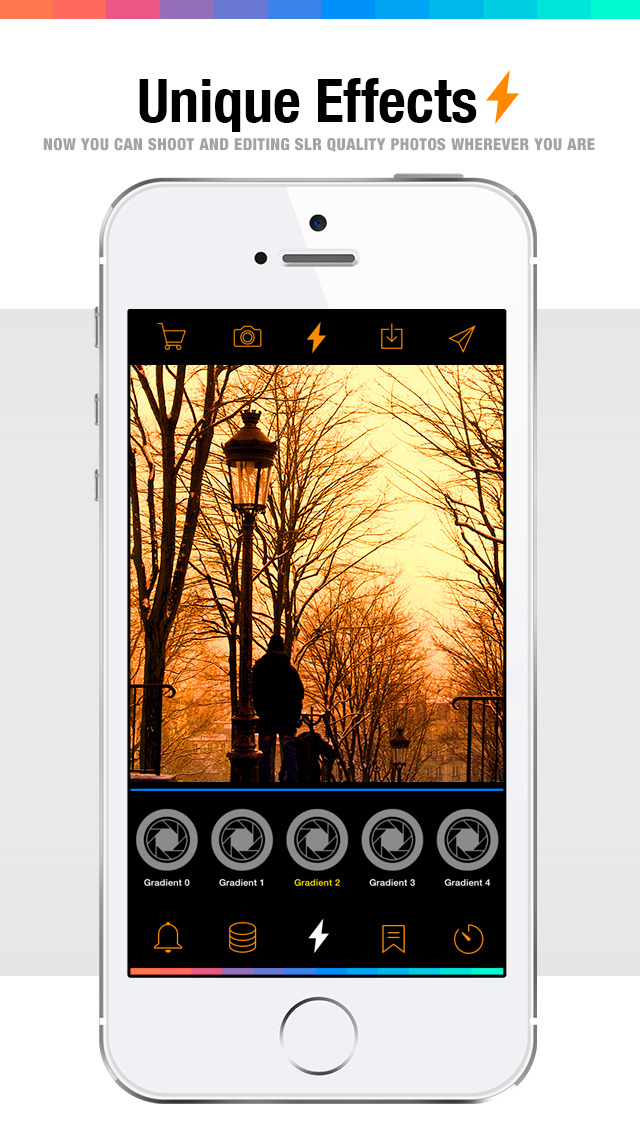 Live FX Plus - Best Photo Editor and Stylish Camera Filters Effects screenshot 1