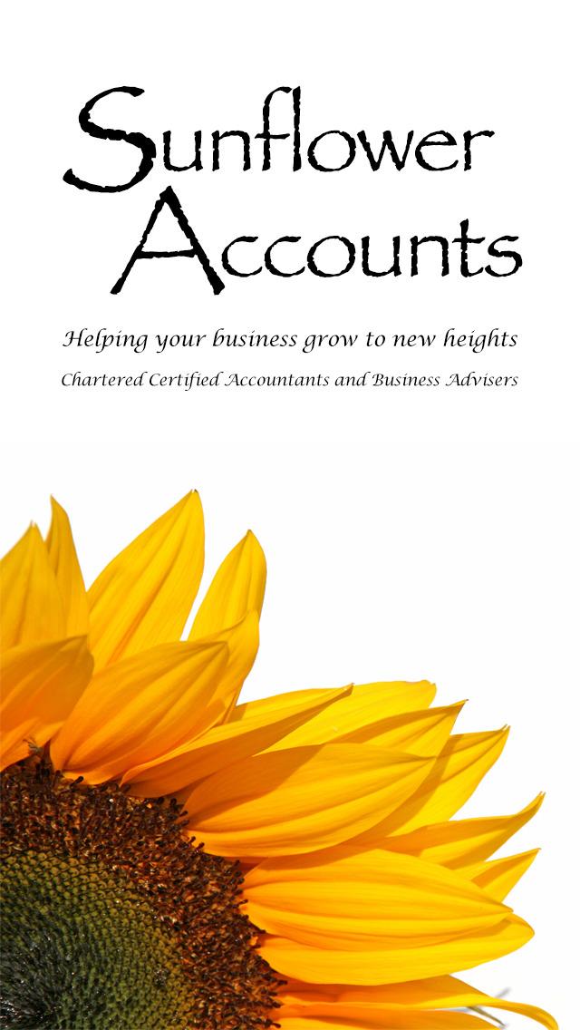 Sunflower Accountants screenshot #1