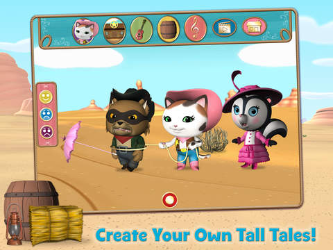 Sheriff Callie's Tales of the Wild West screenshot 9