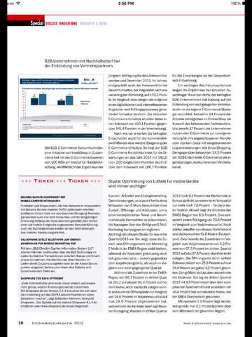 ecommerce Magazin screenshot 8