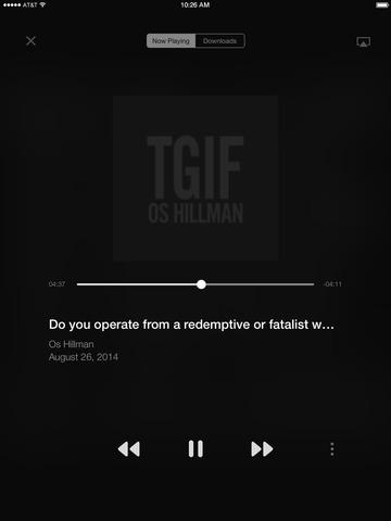 TGIF Os Hillman screenshot 5