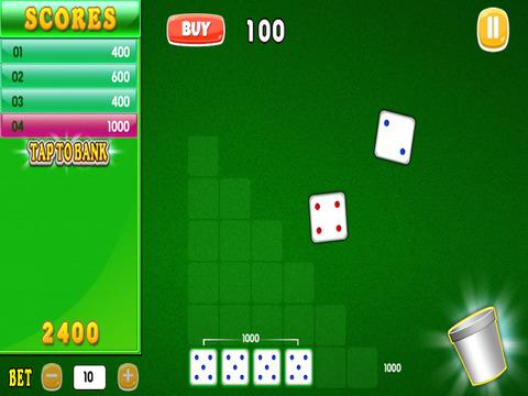 A Classic Dice Game screenshot 4
