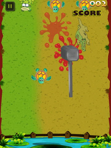 Free Frog Game Frog Smasher screenshot 7