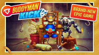 Buddyman™ Kick (by Kick the Buddy) screenshot #1