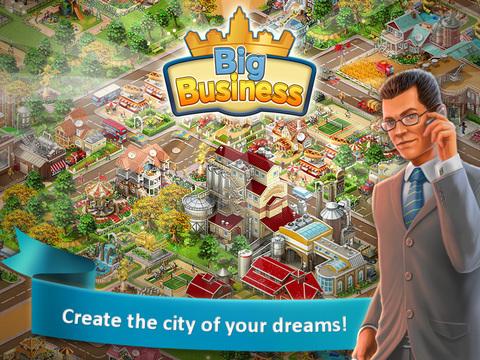 Big Business: Economic & Strategy Game screenshot 5