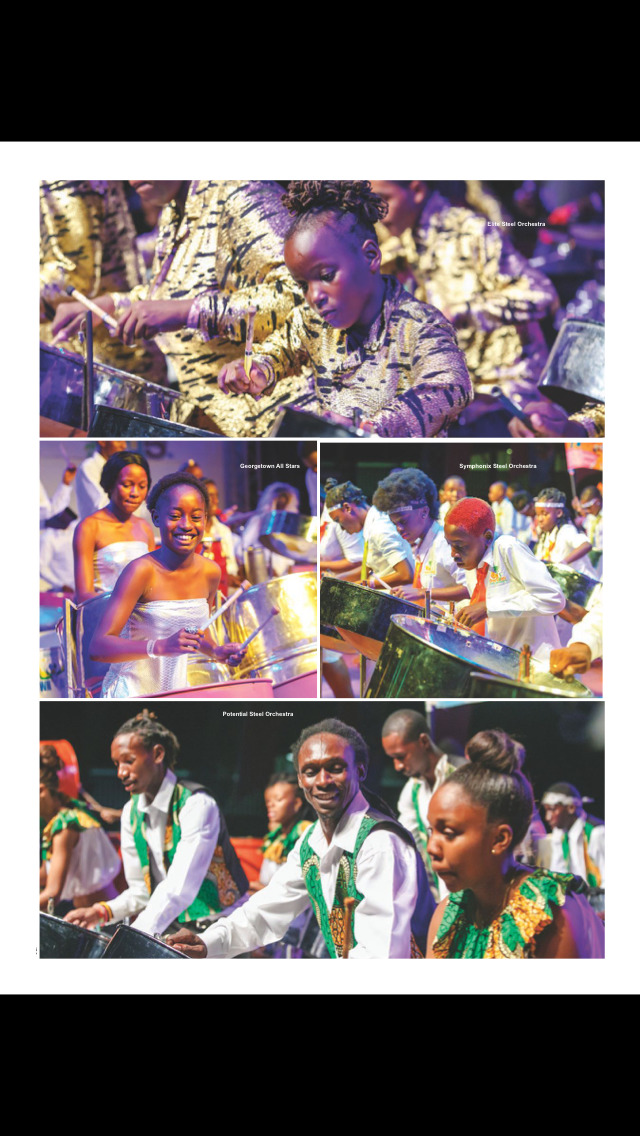 Vincy Carnival Souvenir Magazine screenshot 4