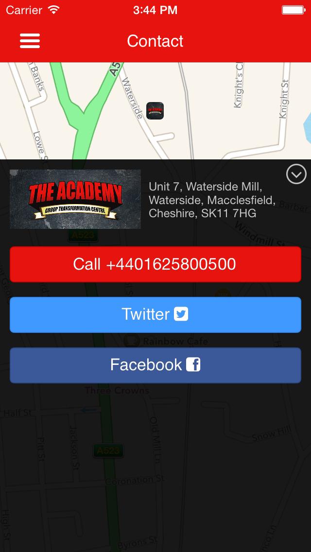 The Academy – GTC screenshot #5