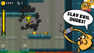 Adventure Time Game Wizard - Draw Your Own Adventure Time Games screenshot 2