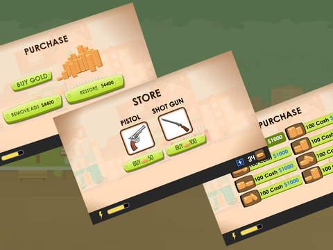 Stickman Commando Attack screenshot 10