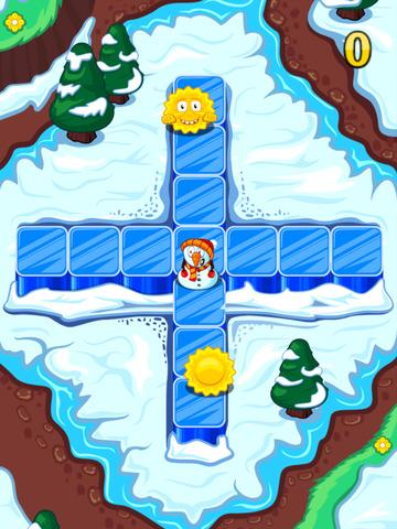 Snowman Fist Fight screenshot 2
