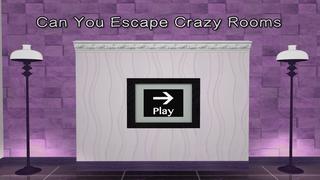 Can You Escape 8 Crazy Rooms II screenshot 1