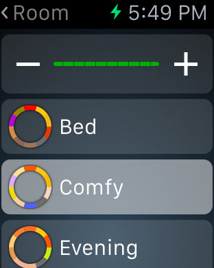 iConnectHue for Philips Hue screenshot 15