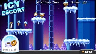 Icy Escort screenshot 1