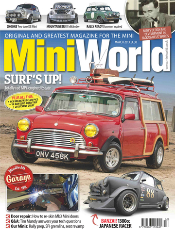 Mini World Magazine screenshot 6
