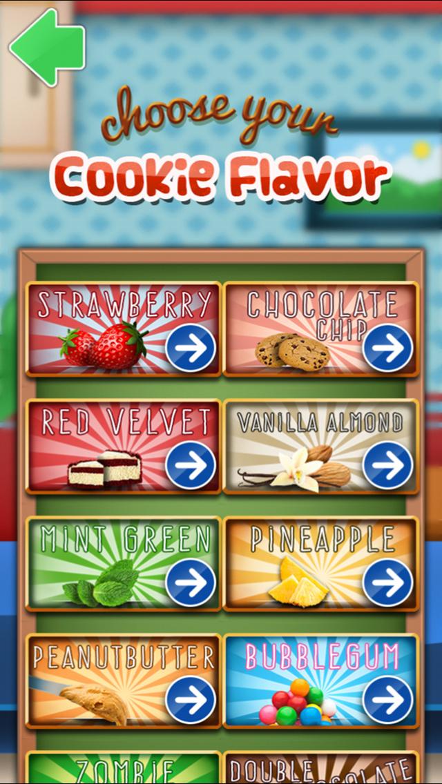 Awesome Cookies 'n Cream Dessert Bakery Maker screenshot 4