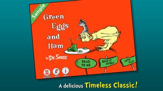 Green Eggs and Ham - Dr. Seuss - SAMPLE screenshot 1