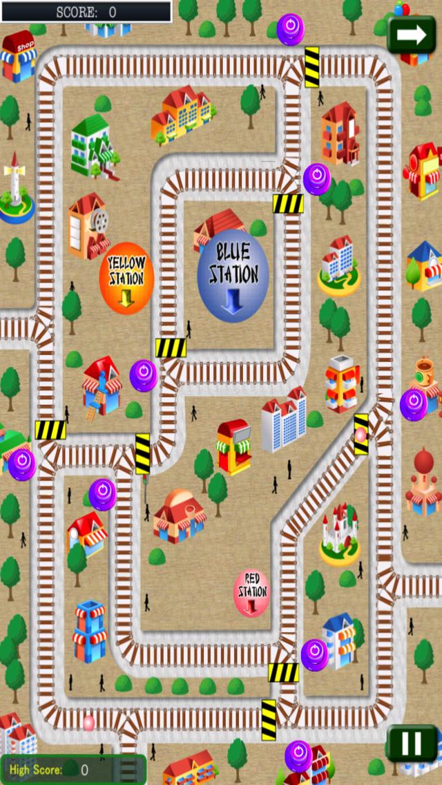 Top Traffic Ball PRO screenshot 3
