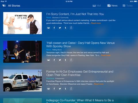 AT&T Live screenshot 6