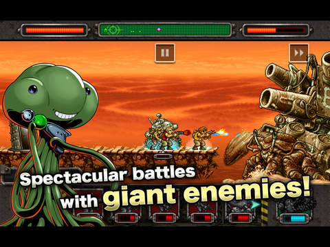 METAL SLUG DEFENSE screenshot 9