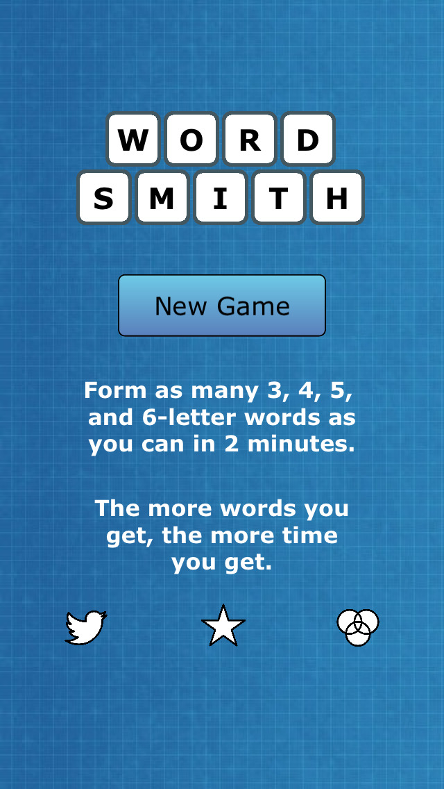 Wordsmith Unlimited screenshot 1