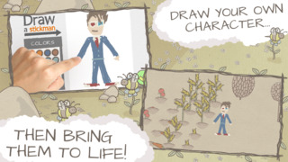 Draw a Stickman: EPIC Free screenshot 2