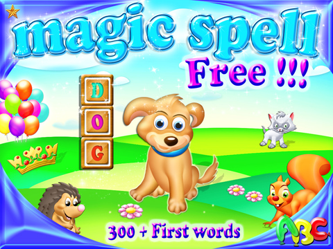Magic Spell - first words screenshot 6