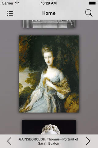 Rococo Art Gallery Advisor - náhled