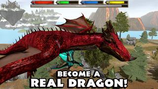 Ultimate Dragon Simulator screenshot 1