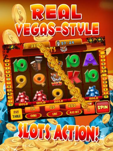 Slots Safari - Free Slot Machine Games HD screenshot 10