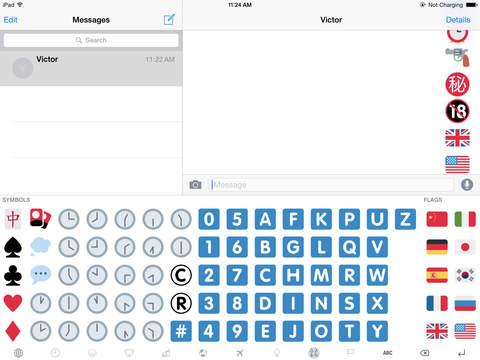 Twemoji Keyboard screenshot 8