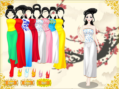 Chinese Ancient Princess screenshot 10