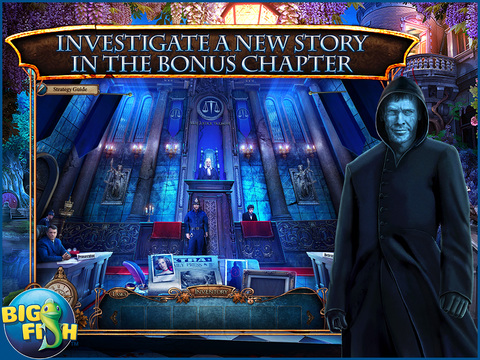 Grim Tales: The Vengeance HD - A Hidden Objects Detective Thriller screenshot 4