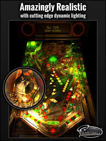 Pro Pinball screenshot 8