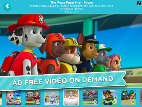 Nick Jr. screenshot 8
