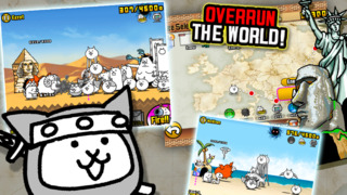The Battle Cats screenshot 4