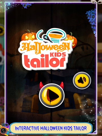 Halloween Kids Tailor screenshot 6