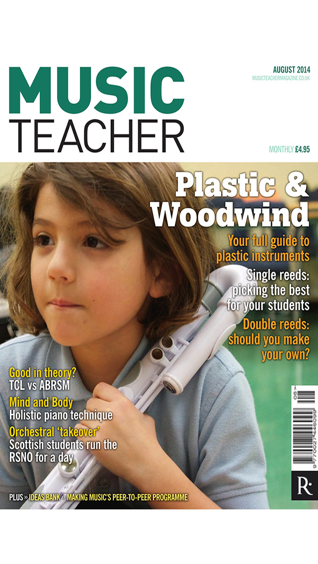 Music Teacher Magazine - the UK's no.1 music education resource screenshot 2