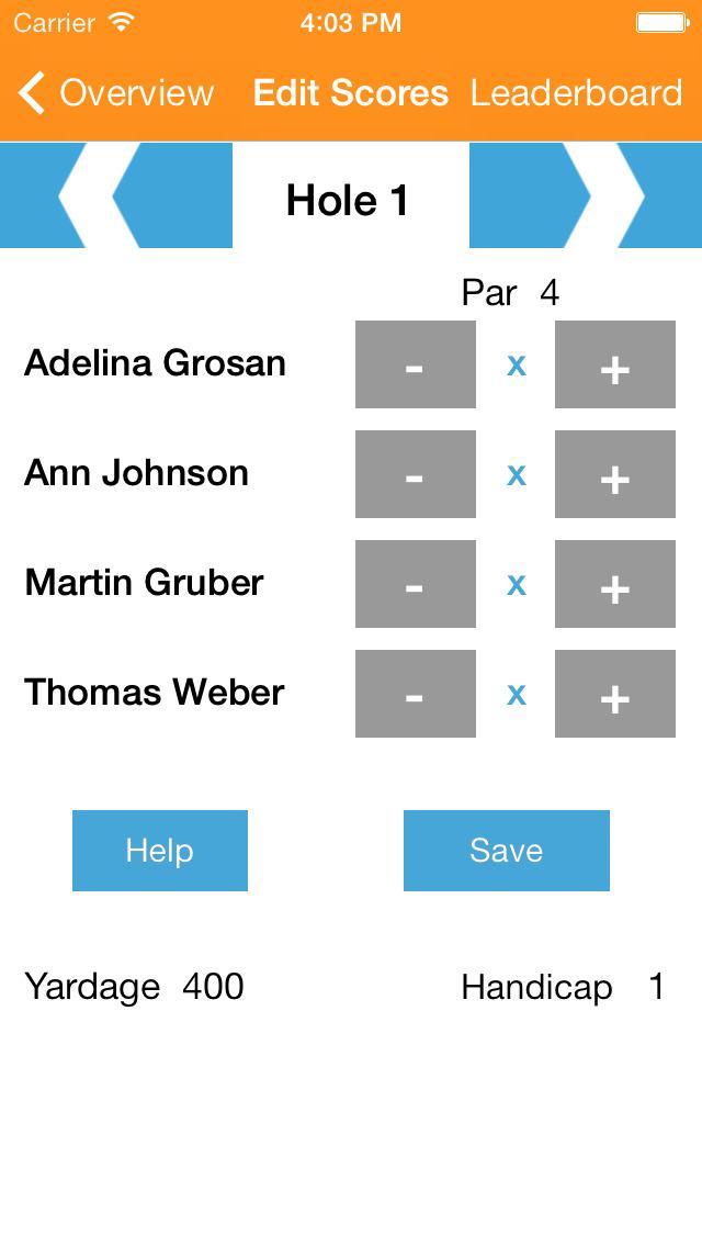 Golf Genius | Apps | 148Apps